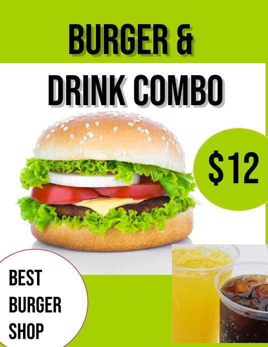 food & Drink Combo