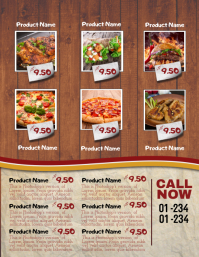 Food And Drink Promotion
