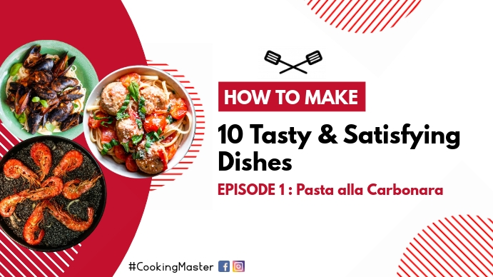 food cooking lessons youtube online recipes m template
