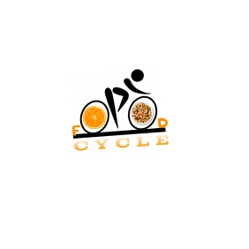 food cycle Logo template