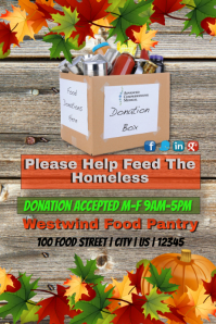 Food Donation Template