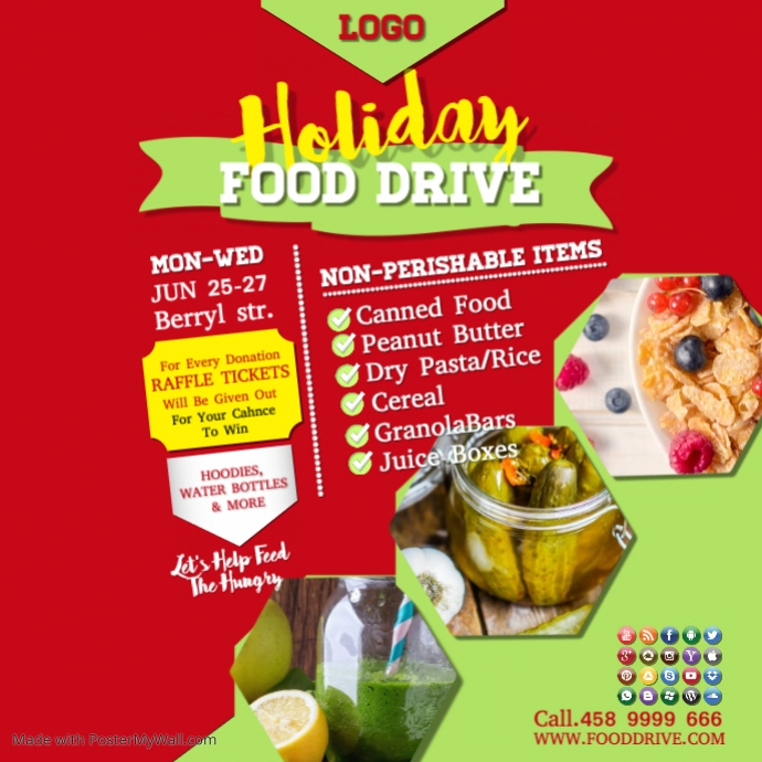 food drive1 insta