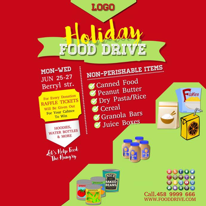 food drive2 insta