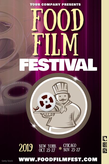 Food film festival