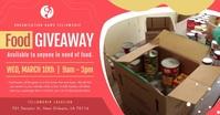 Food Giveaway Facebook Shared Image