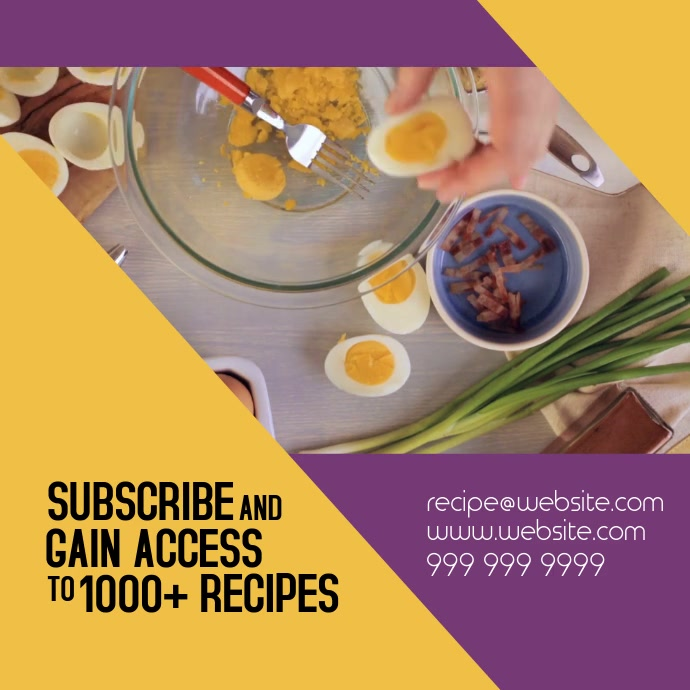 Food healthy recipes instagram post template postermywall food healthy recipes instagram post forumfinder Image collections
