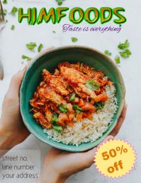 Food restuarant offer