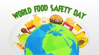 Food Safety Day template