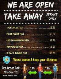 Food Take away during covid19