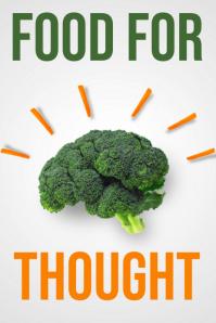 food template Gráfico de Pinterest