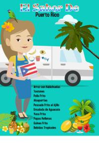 Food Truck/hispanic/comida/Puerto Rico
