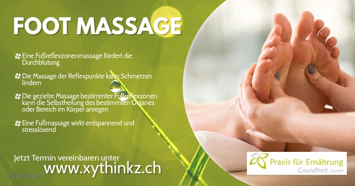 Foot Massage Feet Wellness Beaty Spa Studio