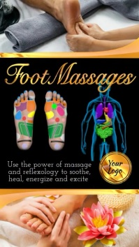Foot Massage Video