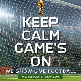 Football Bar Promo Video