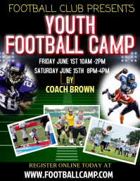 FOOTBALL CAMP SUMMER FOOTBALL CAMP YOUTH FOOTBALL CAMP