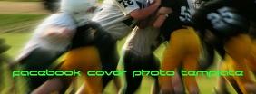Football Facebook Cover Photo
