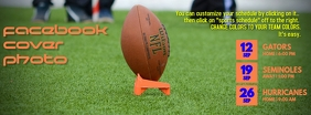 Football Facebook Cover Photo