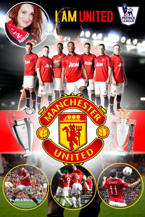 Football Fan Poster
