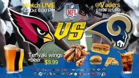 Football Game Video Advert