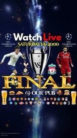 Football Match Live Instagram