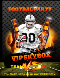 Football VIP Party