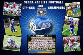 Serra HS Football