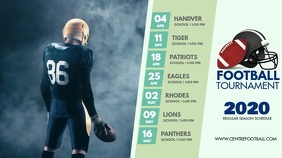 FOOTBALL TEAM SCHEDULE