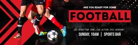 Football Tournament Registration Email Header
