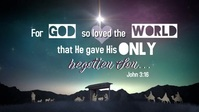 For God so Loved the world_Motion YouTube Thumbnail template