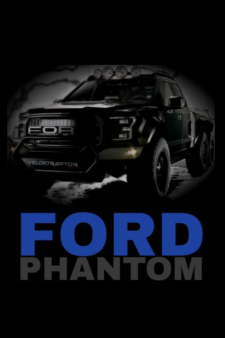 Ford DRW VelociRaptor 6x6