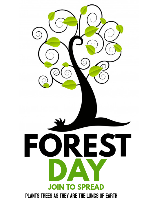 forest day templates,event templates,environmental posters