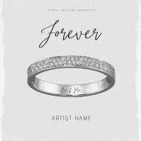 Forever Mixtape/Album Cover Art Template