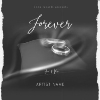 Forever Mixtape/Album Cover Video Template