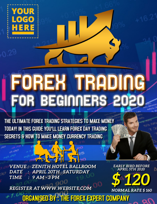 Forex trading seminar template