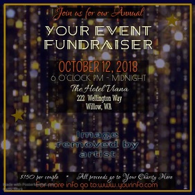 Formal Affair/Fundraiser Video