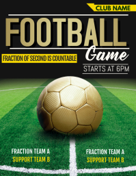 fottball flyers,soccer flyers,event flyers