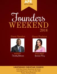 Founders Weekend