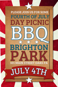 Customize 680 Barbecue Poster Templates Postermywall