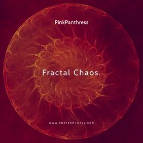 Fractal Chaos CD Cover Art