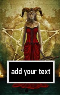 FREE!!! Fantasy Science Fiction Novel Book Cover Design Temp
