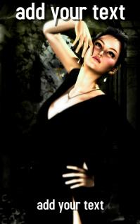 FREE!!! Novel Book Cover Design Template Sampul Buku