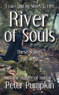 FREE!!! Novel Book Cover Design Template