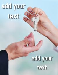 FREE!!! Real Estate Sales Flyer Design Templa