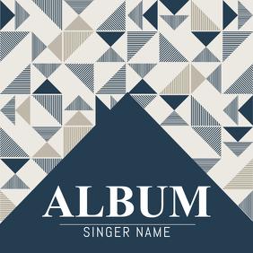 Free Album Cover Template