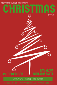 Free Christmas Flyer Template