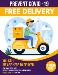Free delivery, home delivery