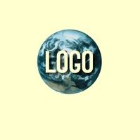 FREE EARTH LOGO DESIGN TEMPLATE