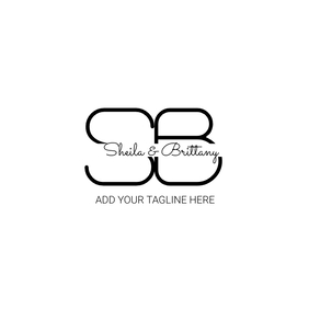 Free Initial Logo Design template