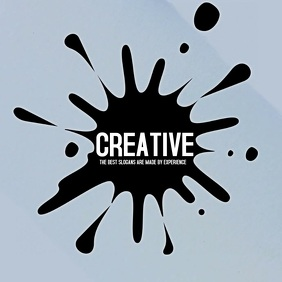 FREE LOGO DESIGN FOR PAINT INK CREATIVE template