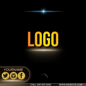 FREE LOGO INSTAGRAM TEMPLATE